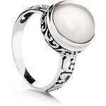 Buka Jewelry BUKA Prsten s perlou Bali 445