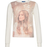 Tom Tailor girls - sweater with photo artwork