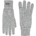 Pepe Jeans šedé dámské rukavice Dianka
