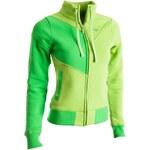 Dámská mikina Infinity Sweatshirt Green - dle obrázku - 36 Woox