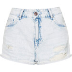 Topshop MOTO Extracted Hallie Shorts
