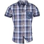 CARISMA košile pánská 9066 krátký rukáv slim fit