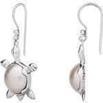 Buka Jewelry BUKA Perlové náušnice Želva 199