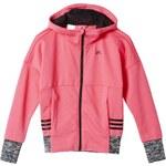 Dětská mikina adidas Wardrobe Style Full Zip Hoodie