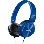 Philips - Sluchátka SHL3060BL/00 - modrá