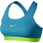 Nike PRO CLASSIC BRA modrá S