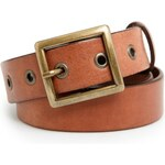 Mango LEATHER BELT