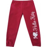 Character Jogging Pant Infants Girls, hello kitty