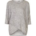 Topshop **Oversized Jersey Tee by Wal G