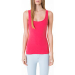 Tally Weijl Bright Pink Basic Vest Top