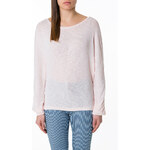 Tally Weijl Baby Pink Lace Detail Jumper