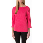 Tally Weijl Bright Pink 3/4 Sleeves Sweater