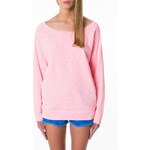 Tally Weijl Pink Boxy Fit Sweater