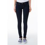 Tally Weijl Dark Wash Low Waist Skinny Jeans
