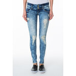 Tally Weijl Destroyed Skinny Jeans