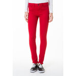 Tally Weijl Red Basic Skinny Pants