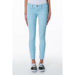 Tally Weijl Blue Skinny Ankle Pants