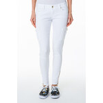 Tally Weijl White Pocket Detail Pants