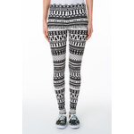 Tally Weijl Monochrome Pattern Print Leggings