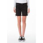 Tally Weijl Black Side Tie Shorts