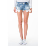 Tally Weijl Blue Pocket Detail Denim Shorts
