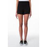 Tally Weijl Black Structured High Waist Shorts