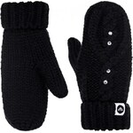Roxy Rukavice Shooting Star Mittens True Black WTWGL064-KVJ0