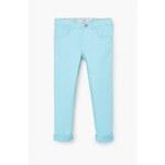 Mango Kids - Dětské kalhoty Poly 104-164cm - zelená