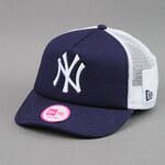 New Era WMNS MLB Clean Trucker NY navy / bílá