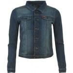 Lee Cooper Denim Jacket Ladies, mid wash