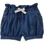 Gap Denim Bubble Shorts - Denim