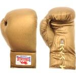 Boxerské rukavice Lonsdale Autograph zlatá