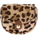 Céline Vintage Leopard Print Handbag