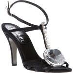 Chanel Vintage Crystal Embellished Sandal