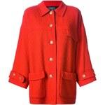 Chanel Vintage Boxy Woven Jacket