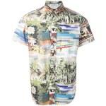 Leit Motiv Surfer Print Shirt
