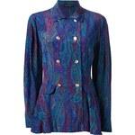 Louis Feraud Vintage 80S Paisley Print Suit
