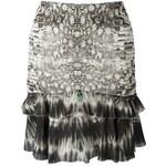 Roberto Cavalli Python Print Skirt