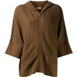 Maison Ullens Hooded Knit Jacket