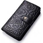 NUCELLE dámská peněženka černá
