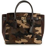 Michael Michael Kors 'Hamilton Traveler' Medium Satchel