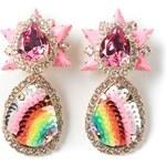 Shourouk 'Galaxy' Clip-On Earrings