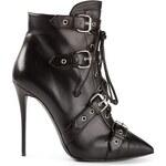 Giuseppe Zanotti Design Buckled Ankle Boots