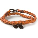 Diesel Double Braided Bracelet