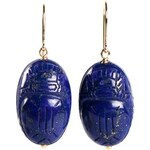Aurelie Bidermann 'Scarabs' Earrings