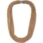 Christian Dior Vintage Multi Strand Necklace