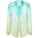 Matthew Williamson Wing Lace Print Shirt