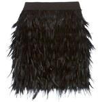 Dkny Feather Skirt