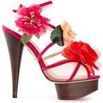 Charlotte Olympia 'Botanica' Sandals
