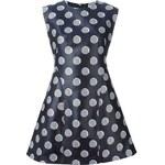 Kenzo 'Dots & Stripes' Dress